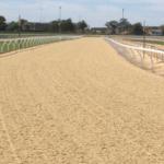Work Begins on Poly Track