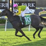Filly Fires on Debut